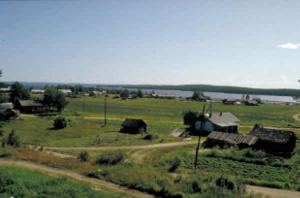 Inha's Panoramic View of Voknavolok